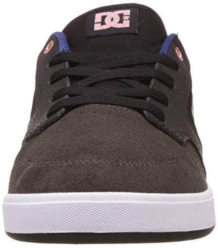 DC Herren Argosy Low-Top Grau (Grey/Black/Blue - Xskb)