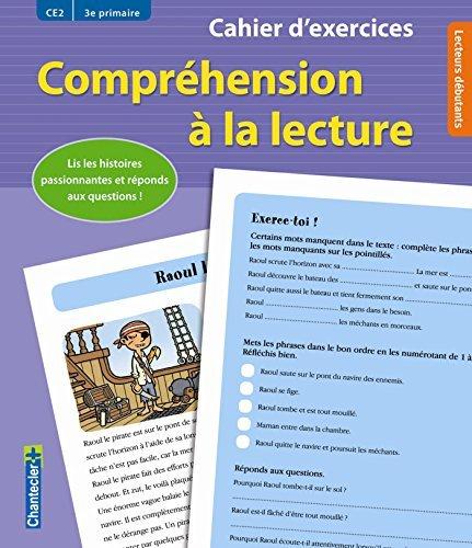 Compréhension à la lecture CE2 : Cahier d'exercices by Moniek Vermeulen (2012-05-12) par Moniek Vermeulen
