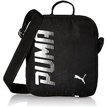 Puma Pioneer Portable Bolso, Unisex, Black, Talla única