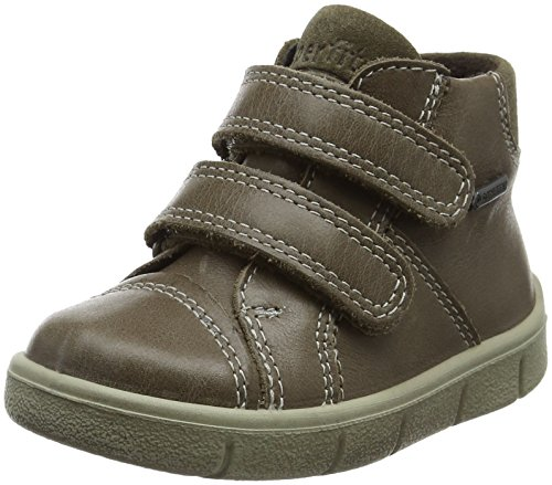 Superfit Baby, Jungen Ulli Walking, Green (Olive Grün), 24 EU