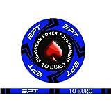 Fiches Ceramica EPT Replica Valore 10 Euro