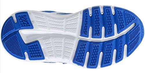 Pro Touch Run-Schuh OZ Pro 4 Klett JR - PINK/ORANGE Blue/Green Lime
