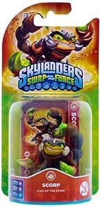 Skylanders Swap Force - Single Character - New Core - Scorp