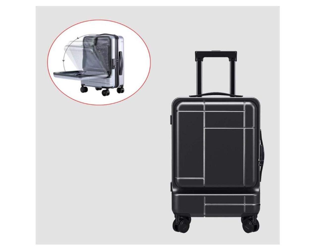 Trolley Case Hard Shell Luggage Set Trolley Case para Hombres Y Mujeres Maleta Estudiante 20 Pulgadas Contraseña Embarque 24 Caja de Viaje Rueda Universal