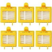 efluky Kit filtros HEPA repuestos de Accesorios para iRobot Roomba Serie 700 -un conjunto de 6
