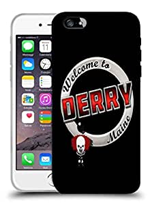 Snoogg Welcome To Derry Designer Protective Back Case Cover For IPHONE 7