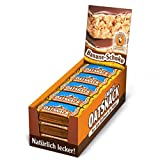 Davina Oat Snack Riegel Saftige Haferflocken BIG BOX 20x65g (1300g), Banane-Schoko