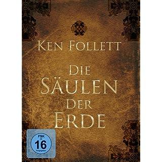 Die Säulen der Erde (Special Edition, 5 Discs)