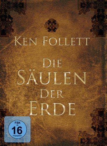 Die Säulen der Erde (Special Edition, 5 Discs) - 1135-serie
