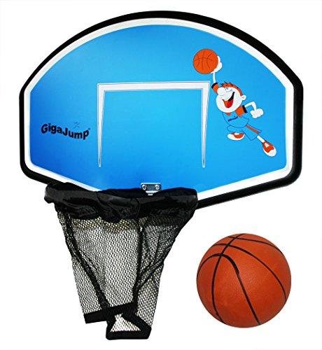Gigajump®, Trampolin Basketball-Set (für Sicherheitsstangen mit Ø bis zu ca.3 cm) (#301096)