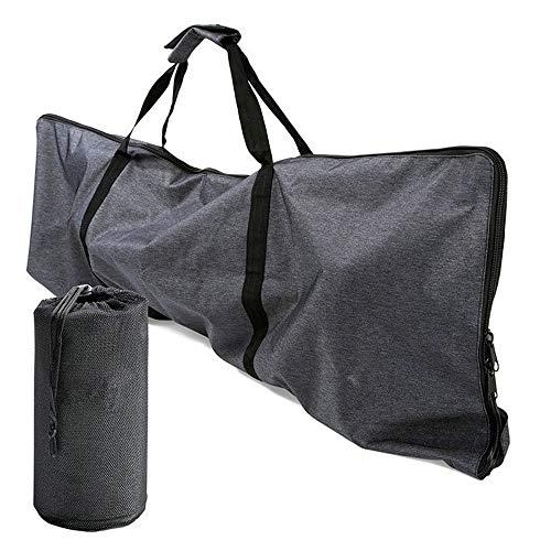 JYW-Covers Kinderwagen Aufbewahrungstasche Tragbare Tasche Für Kinderwagen Oxford-Tuch Grau, 140 * 50 cm