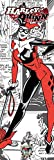 empireposter - DC Comics - Harley Quinn - Comic - Größe (cm), ca. 53x158 - Türposter, NEU -