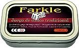 Juego de dados Farkle Tamaño Viaje/Bolsillo.