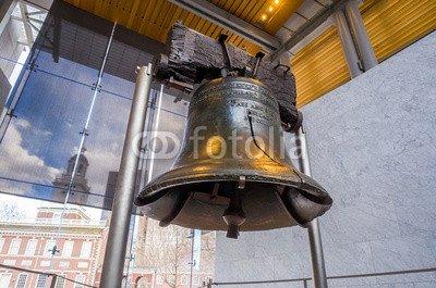 Bell Liberty Poster (Poster-Bild 120 x 80 cm: