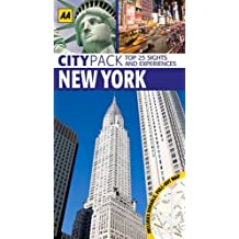CityPack New York (AA Colours of...)