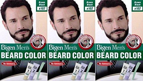Bigen-Mens-Beard-Colour-B102-Brown-Black-x-3-Packs