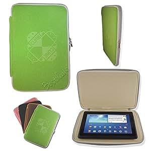 """8"""" pouces Étui Housse Pochette Sleeve en Néoprène pour Nextbook 8"""" Tablet PC - Vert"""