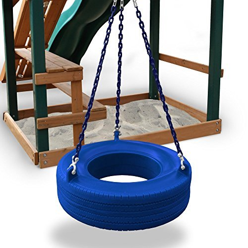 Gorilla Playsets Commercial Grade Tire Swing by Gorilla Playsets -