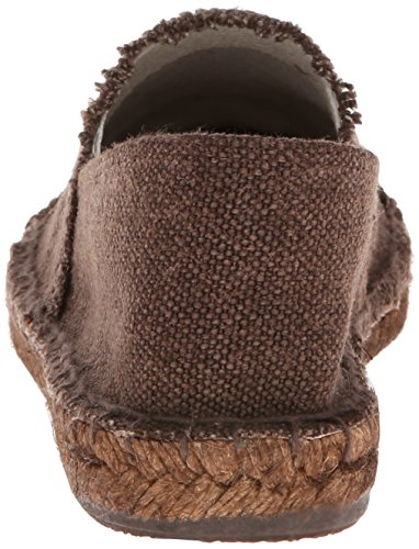 Andre Assous Patricia Toile Espadrille brown