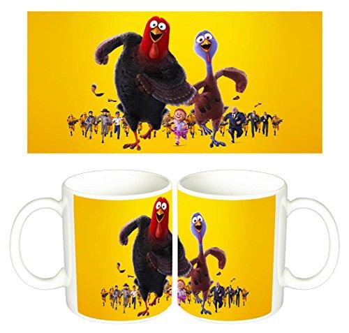 Vaya Pavos Free Birds Owen Wilson Woody Harrelson Tasse Mug