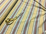 Peter Werth 100% Cotton Lawn Woven Striped Knit Shirting Fabric