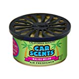 California Car Scents Duftdose für das Auto. Duftrichtung: Malibu Melon (Melone)