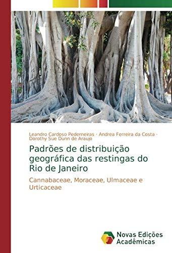 Padrões de distribuição geográfica das restingas do Rio de Janeiro: Cannabaceae, Moraceae, Ulmaceae e Urticaceae