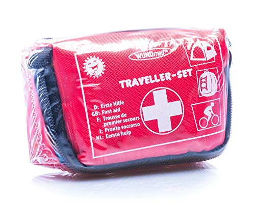 Wundmed Travel Set für die Erste Hilfe unterwegs 32 teilig -