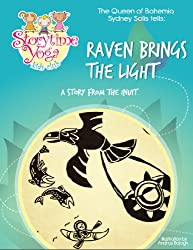 The Storytime Yoga® Kids Club Yoga Story Kit: Raven Brings the Light (Storytime Yoga®: Teaching Yoga to Children through Story)