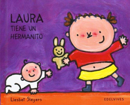 Laura tiene un hermanito por Liesbet Slegers