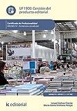 Gestión del producto editorial. ARGN0210
