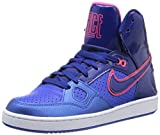 Nike 616303 440 Wmns Son Of Force Mid Damen Sportschuhe - Basketball Mehrfarbig (Hyper Cobalt/Deep Royal Blue) 40.5