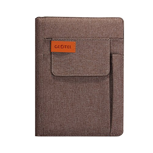 geotel-notebook-multi-functionrecyclable-fabric-cover-notebook-with-fancy-bookmark-exterior-interior