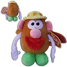 Señora Potato Head 20cm Chica Mujer Muñeco Peluche Juguete Suave Nuevo Alta Calidad Original Hasbro