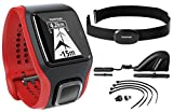 TomTom GPS Sportuhr Multisport Cardio HRM-Cadence