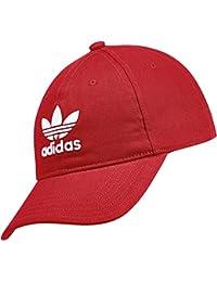 adidas DJ0884 Gorra, Hombre, Rojo/Blanco (rojuni), Talla Única