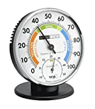TFA Dostmann 45.2033 Thermo-Hygrometer, Multi-Colour, 0.8 x 13.5 x 3.8 cm