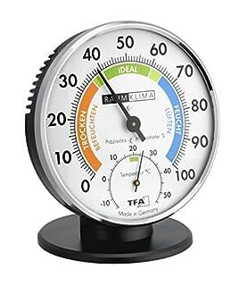 TFA Dostmann Präzisions Thermo-Hygrometer, 45.2033, zur Raumklimakontrolle (B008CF3CQO) | Amazon Products
