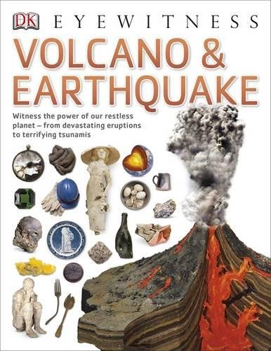 Volcano and earthquake
