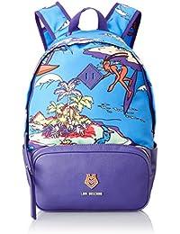 Preisvergleich für LOVE MOSCHINO , Kinderrucksack Blau blau