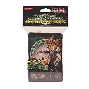Yugi and the Seal of Orichalcos Card Sleeves - Pack of 50 Card Sleeves