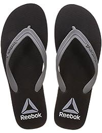 Reebok Men's Avenger Flip House Slippers Flip-Flops & House Slippers at amazon