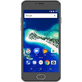 General Mobile GM6d - Smartphone Android One, 32 GB, Grigio