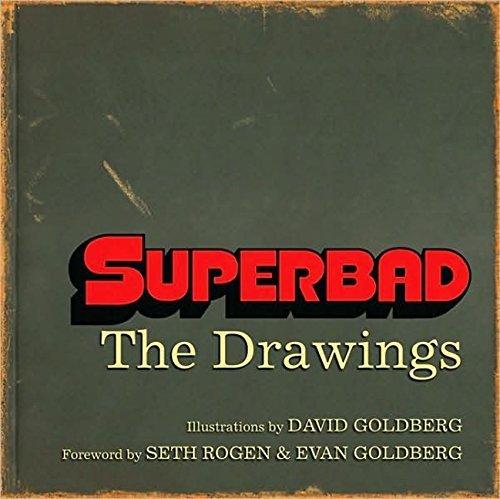 Superbad: The Drawings by David Goldberg (2008-02-13)