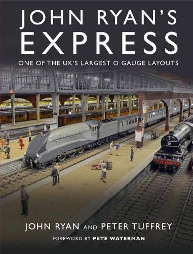 John Ryan's Express: One of the UK's Largest O Gauge Layouts - O Gauge Layout
