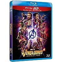 Vengadores Infinity War (BD 3D+2D) + Bonus