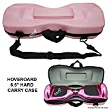 "SmartBoardsUK Custodia rigida per 6.5""Hoverboard Self Balancing Scooter Swegway Carry Bag * NOVITÀ * (ROSA)"