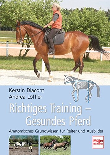 Richtiges Training - Gesundes Pferd: Anatomisches Grundwissen für Reiter und Ausbilder