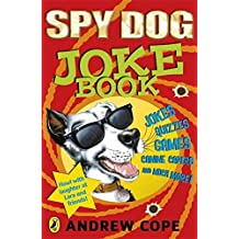 Spy Dog Joke Book by Andrew Cope (2011-07-07)