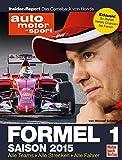 Formel 1 - Saison 2015: Alle Teams - Alle Strecken - Alle Fahrer - Michael Schmidt